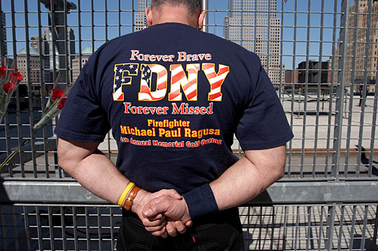 author: Martin Fuchs title: Four Years Later - 9/11 commemoration