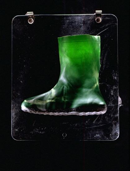 author: Jeremy Webb title: green garden boot