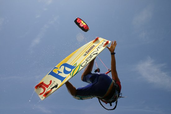 author: ('place') title: Kite Surf