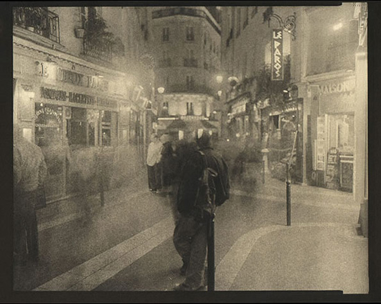 author: Gary Auerbach title: Latin Quarter, Paris