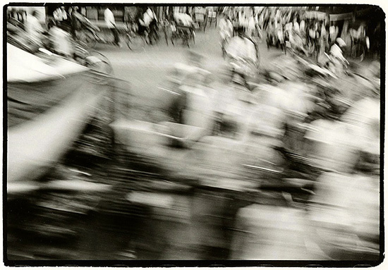 autor: Stefan Rohner título: bicycles bicycles bicycles .....