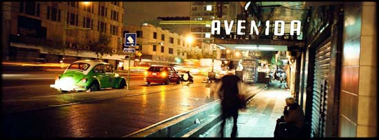 auteur: paulo rodrigues titre: Central Avenue